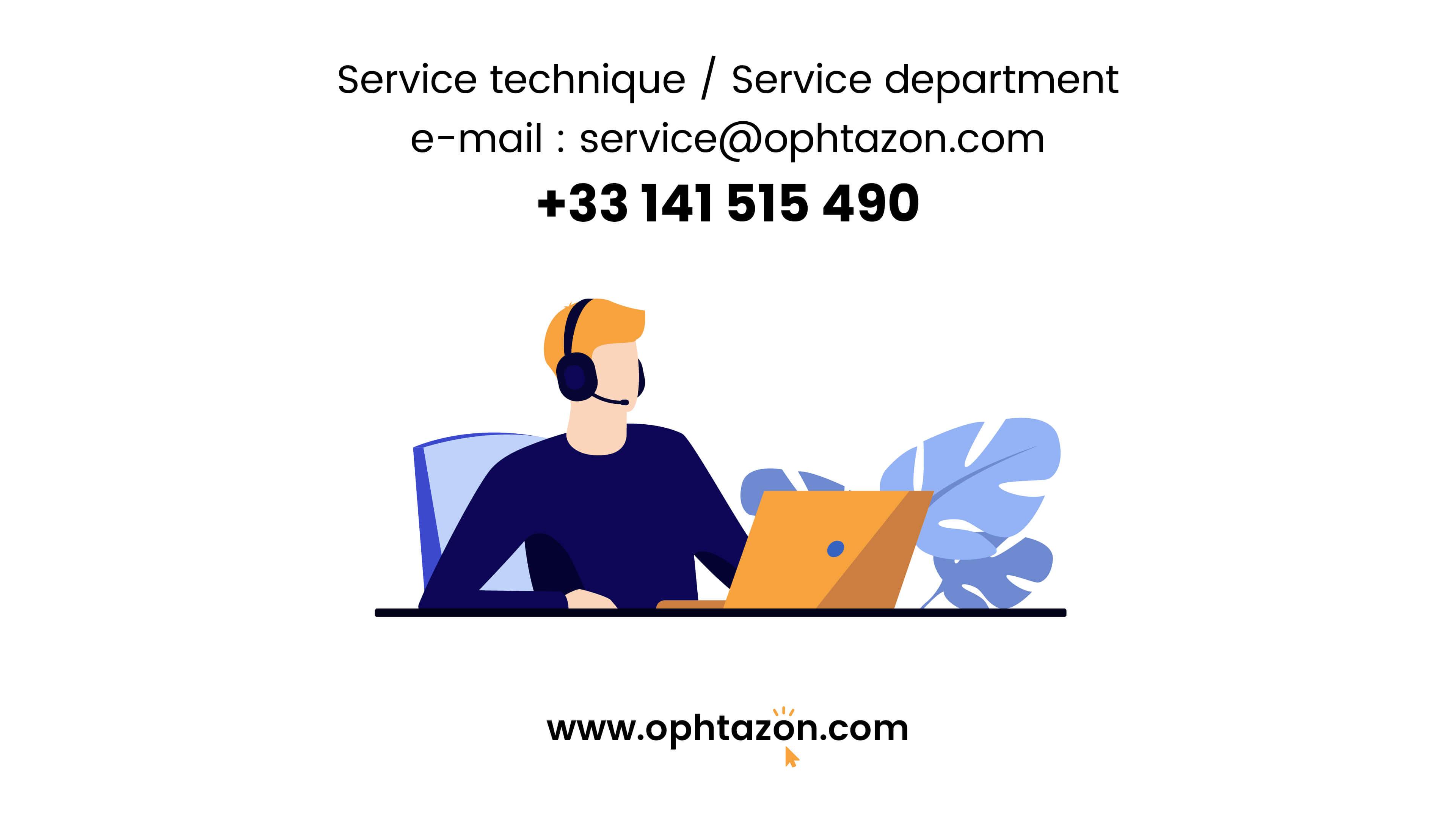 Votre service technique