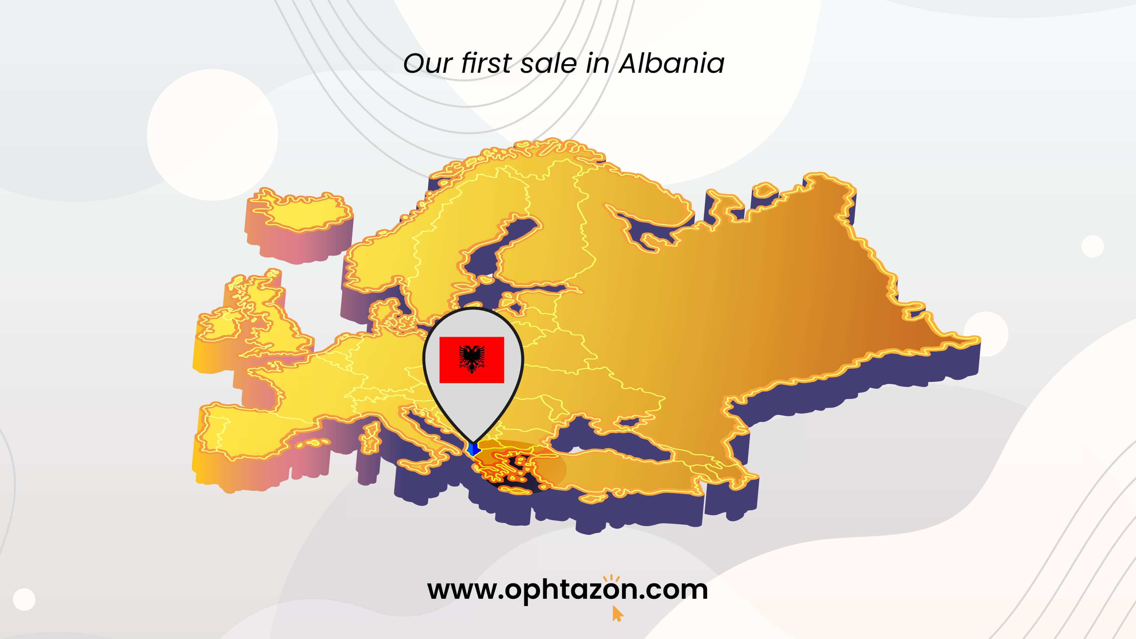 Albania on our website OPHTAZON!