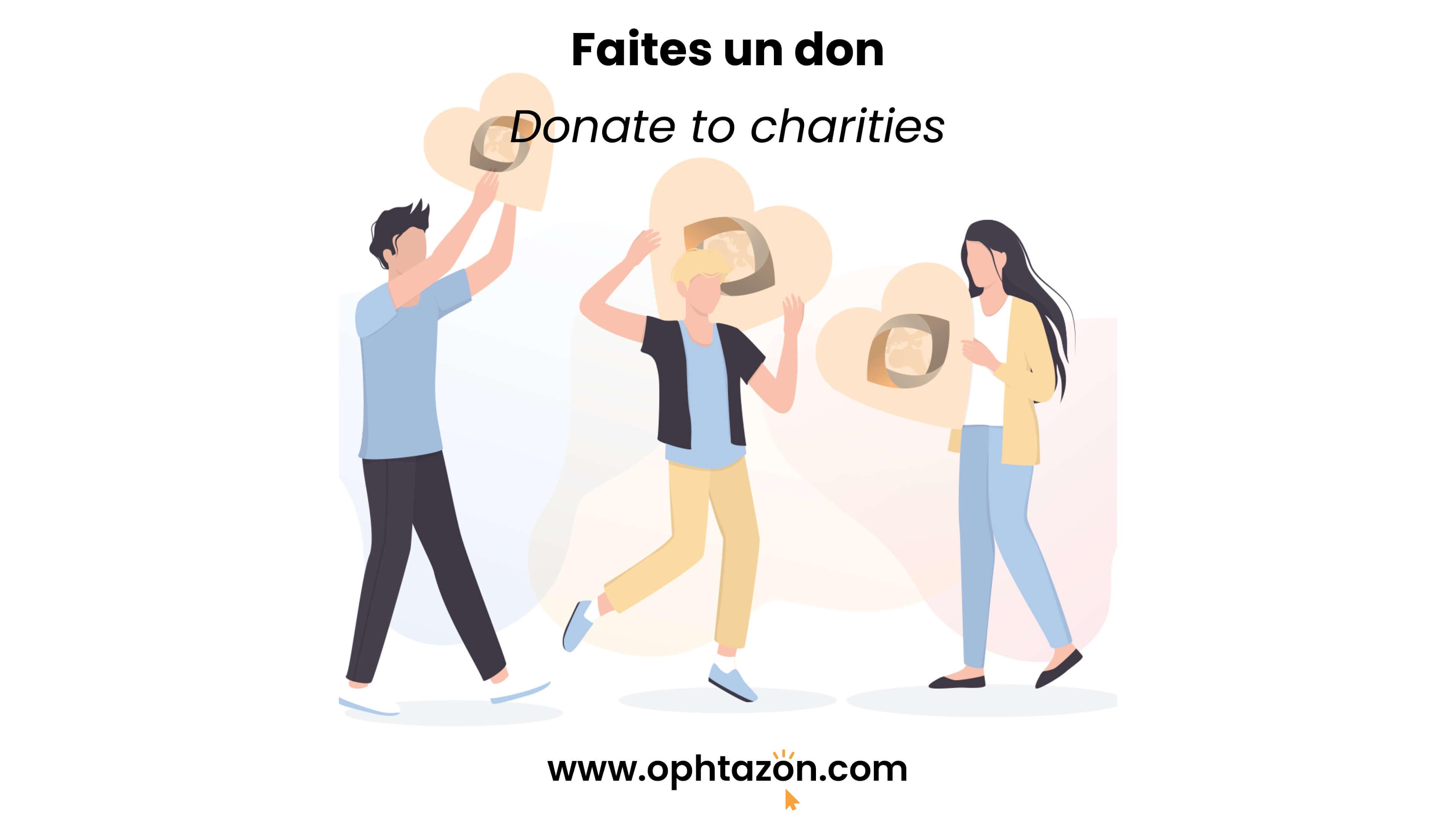 Faites un don : )
