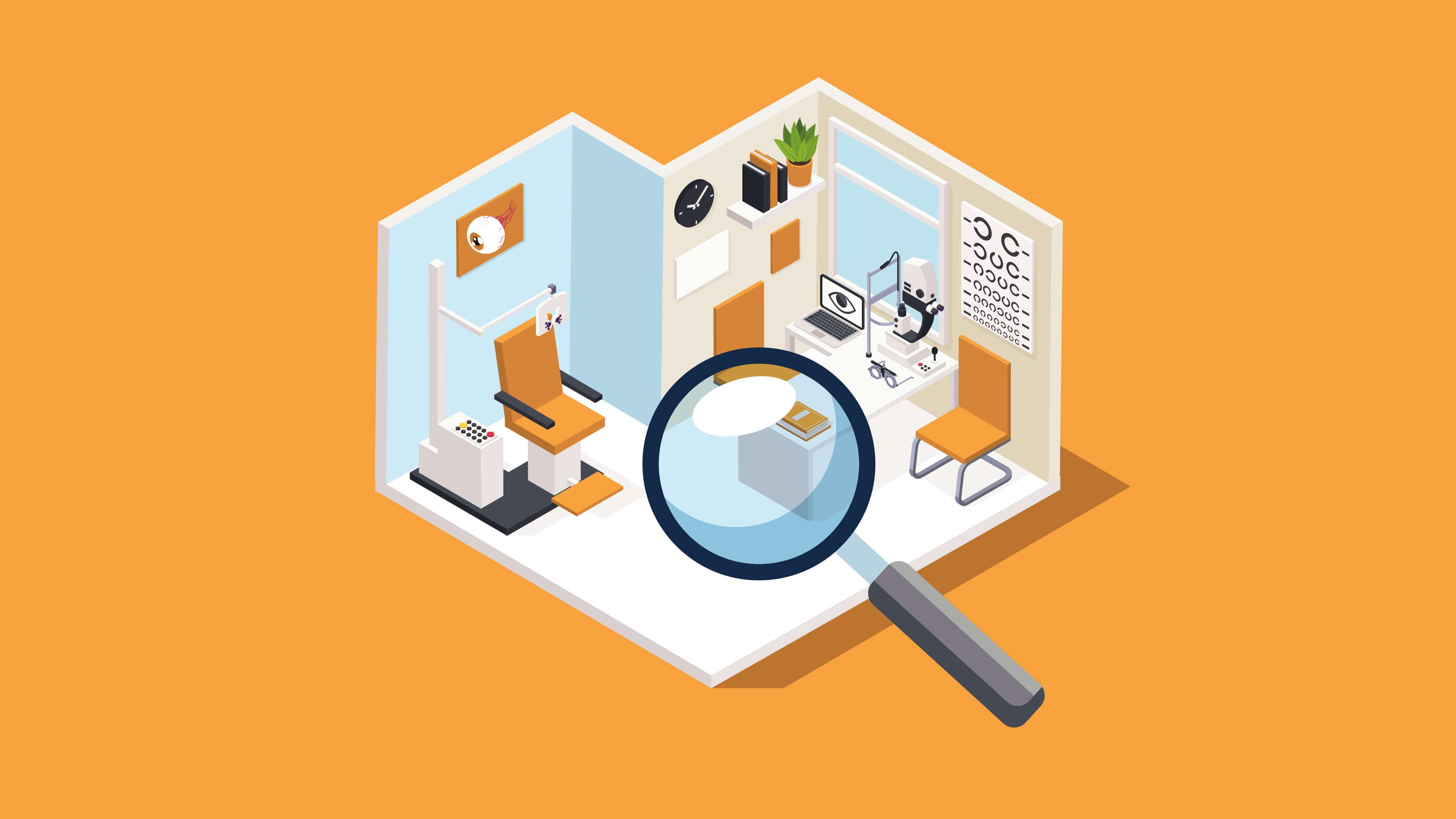 Faites expertiser par Ophtazon votre futur cabinet avant de l'acheter