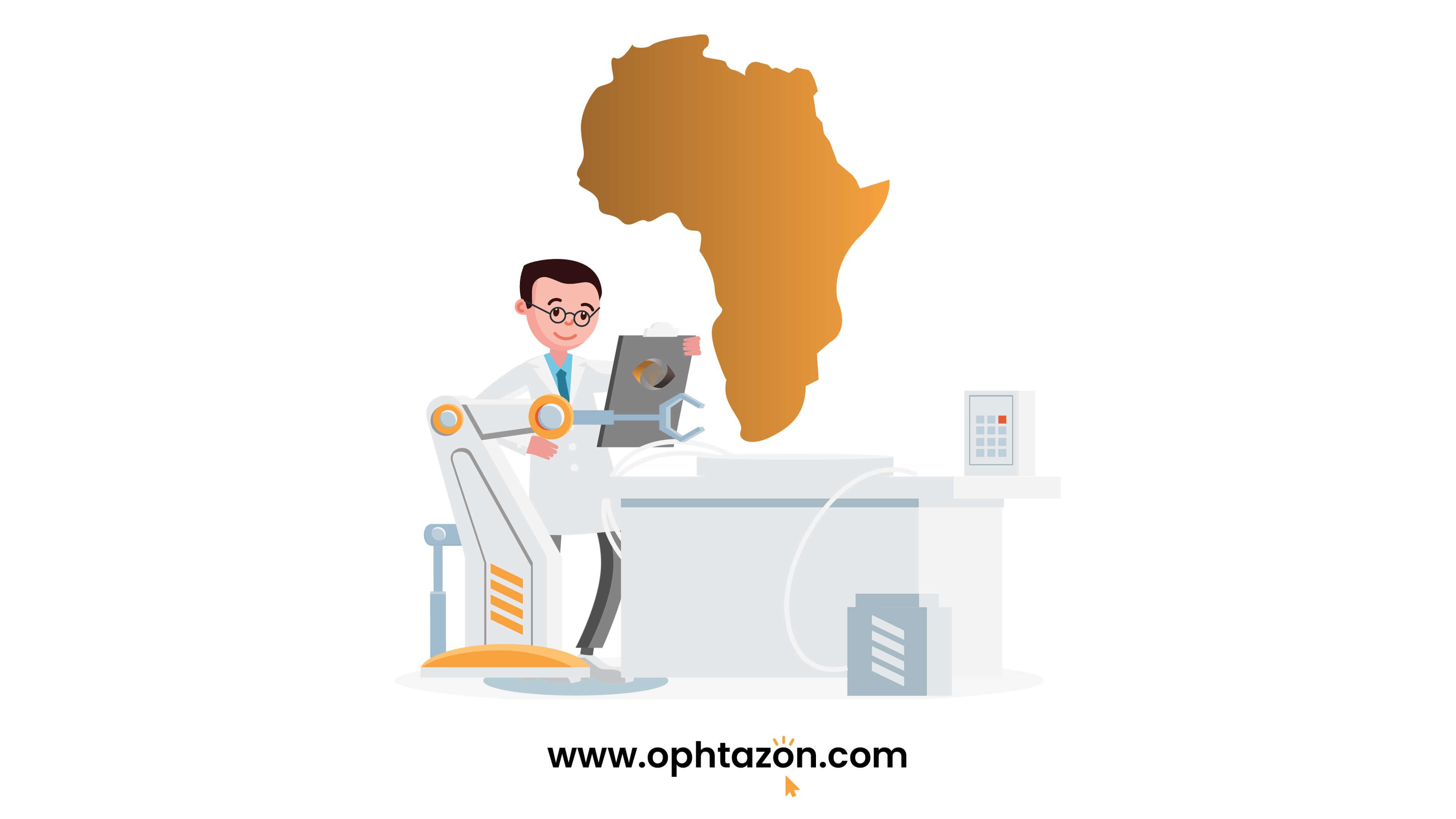 Installation en Afrique